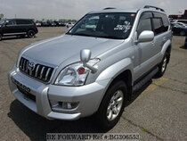 Used 2004 TOYOTA LAND CRUISER PRADO BG306553 for Sale for Sale