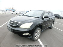 Used 2005 TOYOTA HARRIER BG307472 for Sale for Sale