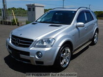 Used 2007 MERCEDES-BENZ M-CLASS BG306858 for Sale for Sale