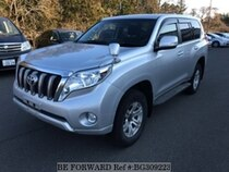 Used 2014 TOYOTA LAND CRUISER PRADO BG309223 for Sale for Sale