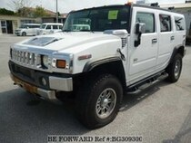 Used 2008 HUMMER H2 BG309300 for Sale for Sale