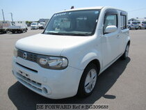 Used 2009 NISSAN CUBE BG309688 for Sale for Sale