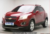 Used 2013 CHEVROLET TRAX BG311627 for Sale for Sale