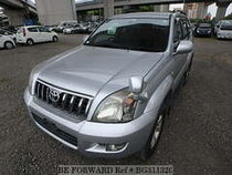 Used 2007 TOYOTA LAND CRUISER PRADO BG311320 for Sale for Sale