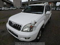Used 2006 TOYOTA LAND CRUISER PRADO BG311321 for Sale for Sale