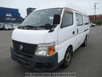 Used 2006 NISSAN CARAVAN VAN BG311365 for Sale for Sale
