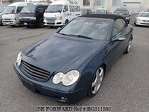 Used 2003 MERCEDES-BENZ CLK-CLASS BG311503 for Sale for Sale
