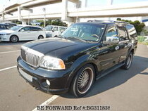 Used 2008 LINCOLN NAVIGATOR BG311838 for Sale for Sale