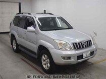 Used 2005 TOYOTA LAND CRUISER PRADO BG312813 for Sale for Sale