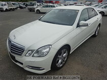 Used 2010 MERCEDES-BENZ E-CLASS BG312878 for Sale for Sale