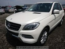 Used 2013 MERCEDES-BENZ M-CLASS BG312832 for Sale for Sale