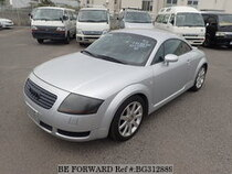 Used 2002 AUDI TT BG312889 for Sale for Sale
