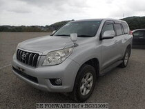 Used 2010 TOYOTA LAND CRUISER PRADO BG313092 for Sale for Sale