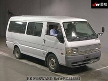 Used 2006 MAZDA BONGO BRAWNY VAN BG313361 for Sale for Sale