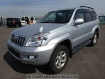 Used 2003 TOYOTA LAND CRUISER PRADO BG313192 for Sale for Sale