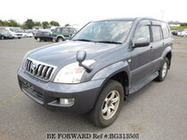 Used 2008 TOYOTA LAND CRUISER PRADO BG313505 for Sale for Sale