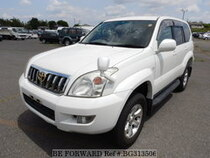 Used 2006 TOYOTA LAND CRUISER PRADO BG313506 for Sale for Sale