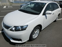 Used 2012 TOYOTA ALLION BG313267 for Sale for Sale