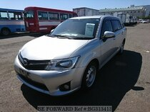 Used 2014 TOYOTA COROLLA FIELDER BG313413 for Sale for Sale
