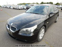 Used 2004 BMW 5 SERIES BG313587 for Sale for Sale