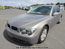 Used 2004 BMW 7 SERIES BG313589 for Sale for Sale