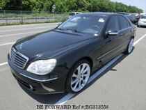Used 2003 MERCEDES-BENZ S-CLASS BG313558 for Sale for Sale