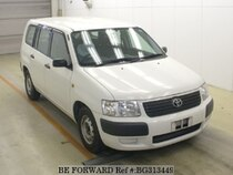 Used 2014 TOYOTA SUCCEED VAN BG313449 for Sale for Sale