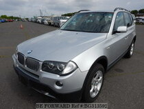 Used 2007 BMW X3 BG313592 for Sale for Sale