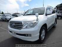 Used 2010 TOYOTA LAND CRUISER BG314688 for Sale for Sale