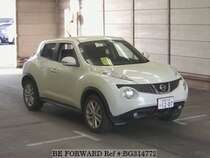 Used 2010 NISSAN JUKE BG314772 for Sale for Sale