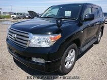 Used 2008 TOYOTA LAND CRUISER BG314559 for Sale for Sale