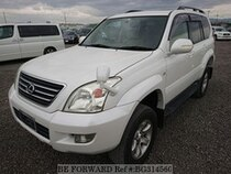 Used 2004 TOYOTA LAND CRUISER PRADO BG314560 for Sale for Sale