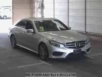 Used 2014 MERCEDES-BENZ E-CLASS BG314788 for Sale for Sale