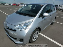 Used 2014 TOYOTA RACTIS BG315114 for Sale for Sale