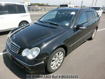 Used 2006 MERCEDES-BENZ C-CLASS BG315319 for Sale for Sale
