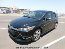 Used 2012 HONDA STREAM BG315330 for Sale for Sale