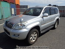 Used 2005 TOYOTA LAND CRUISER PRADO BG315187 for Sale for Sale