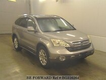 Used 2006 HONDA CR-V BG316264 for Sale for Sale