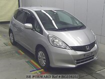 Used 2011 HONDA FIT BG316252 for Sale for Sale