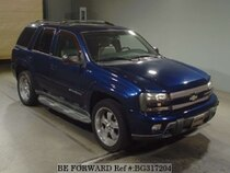 Used 2004 CHEVROLET TRAILBLAZER BG317204 for Sale for Sale