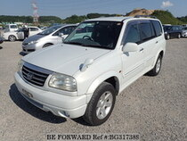 Used 2002 SUZUKI GRAND ESCUDO BG317389 for Sale for Sale