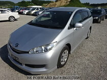 Used 2014 TOYOTA WISH BG317358 for Sale for Sale