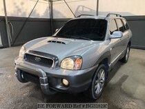 Used 2002 HYUNDAI SANTA FE BG318195 for Sale for Sale