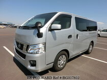 Used 2014 NISSAN CARAVAN VAN BG317812 for Sale for Sale