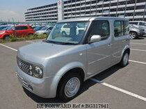 Used 2006 NISSAN CUBE BG317941 for Sale for Sale