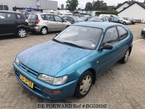 Used 1995 TOYOTA COROLLA BG319165 for Sale for Sale