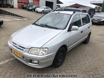 Used 2001 MITSUBISHI SPACE STAR BG319191 for Sale for Sale