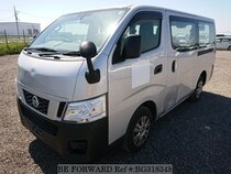 Used 2014 NISSAN CARAVAN VAN BG318348 for Sale for Sale