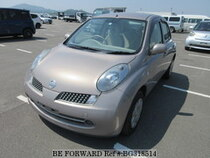 Used 2006 NISSAN MARCH BG318514 for Sale for Sale