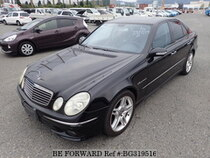 Used 2005 MERCEDES-BENZ E-CLASS BG319516 for Sale for Sale